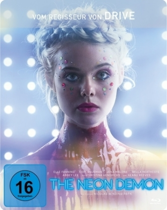 The Neon Demon, 1 Blu-ray (Steelbook) | Dodax.com
