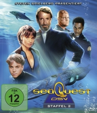 SeaQuest DSV, 5 Blu-rays. Staffel.2 | Dodax.at