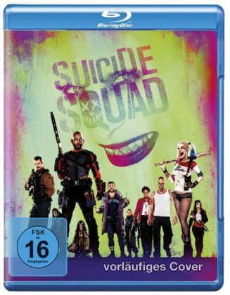 Suicide Squad, 1 Blu-ray | Dodax.nl