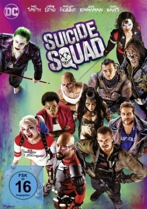 Suicide Squad, 1 DVD | Dodax.ch