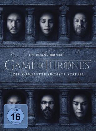 Game of Thrones, 5 DVDs. Staffel.6 | Dodax.ch