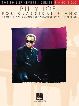 The Phillip Keveren Series: Billy Joel For Classical Piano | Dodax.at