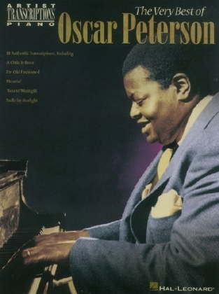 Piano Artist Transcriptions: The Very Best Of Oscar Peterson | Dodax.pl