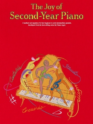 The Joy Of Second-Year Piano | Dodax.pl