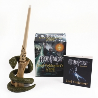Harry Potter Voldemort's Wand with Sticker Kit | Dodax.ca