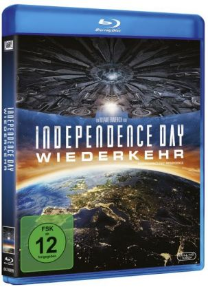 Independence Day 2, 1 Blu-ray + Digital UV | Dodax.co.uk