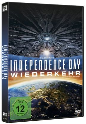Independence Day 2, 1 DVD | Dodax.co.uk