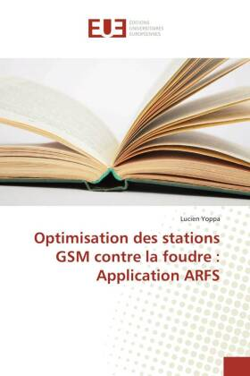 Optimisation des stations GSM contre la foudre : Application ARFS | Dodax.ch