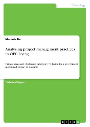 Analysing project management practices in OFC laying | Dodax.de