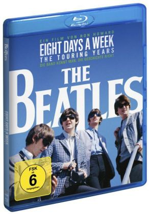 The Beatles: Eight Days a Week - The Touring Years, 1 Blu-ray (OmU) | Dodax.co.uk