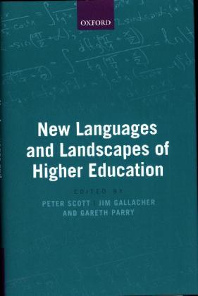 New Languages and Landscapes of Higher Education | Dodax.at