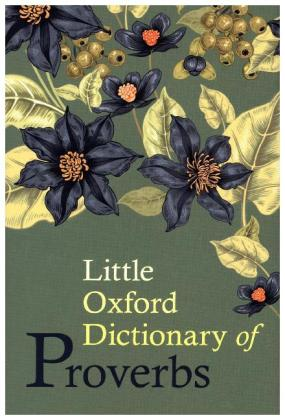 Little Oxford Dictionary of Proverbs   Dodax.ch