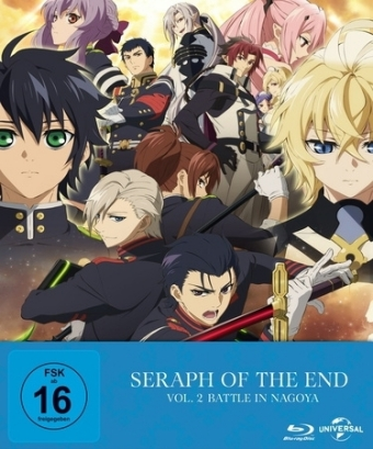 Seraph of the End, 2 Blu-rays (Limited Premium Edition). Vol.2 | Dodax.de