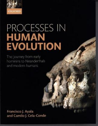 Processes in Human Evolution | Dodax.at