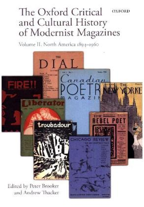 The Oxford Critical and Cultural History of Modernist Magazines. Vol.2 | Dodax.pl