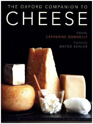 The Oxford Companion to Cheese | Dodax.pl