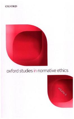 Oxford Studies in Normative Ethics, Volume 6 | Dodax.pl