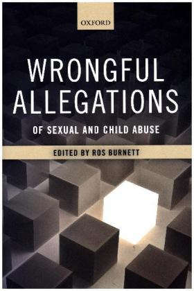 Wrongful Allegations of Sexual and Child Abuse | Dodax.de