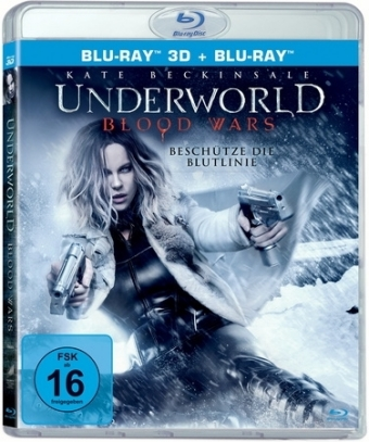 Underworld: Blood Wars 3D, 1 Blu-ray | Dodax.de