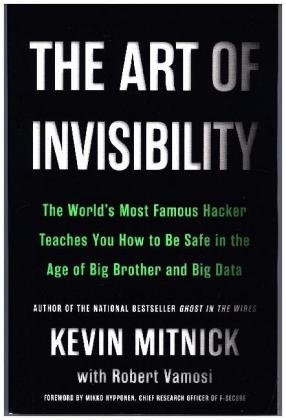 The Art of Invisibility   Dodax.pl