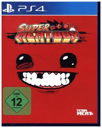 Super Meat Boy, 1 PS4-Blu-ray Disc | Dodax.es