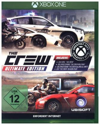 The Crew, 1 XBox One-Blu-ray Disc (Ultimate Edition) | Dodax.fr