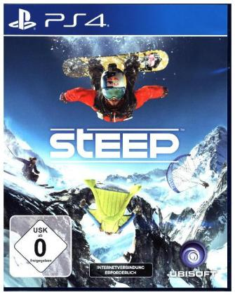 Steep, 1 PS4-Blu-ray Disc | Dodax.de