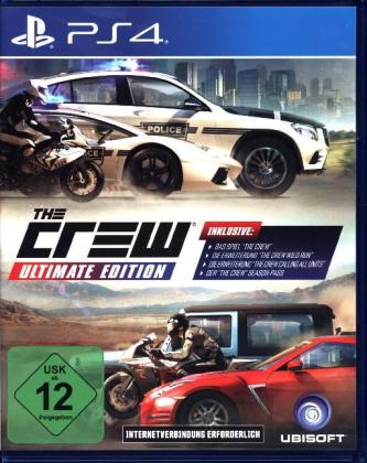 The Crew, 1 PS4-Blu-ray Disc (Ultimate Edition) | Dodax.es
