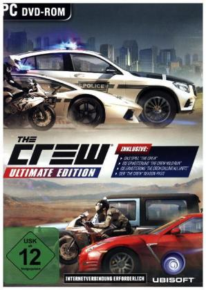 The Crew, 1 DVD-ROM (Ultimate Edition) | Dodax.nl