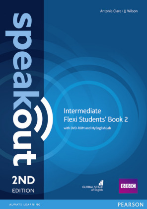 Flexi Students' Book 2, w. DVD-ROM and MyEnglishLab | Dodax.at