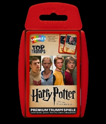 Top Trumps (Quartettspiel), Harry Potter und der Feuerkelch | Dodax.at