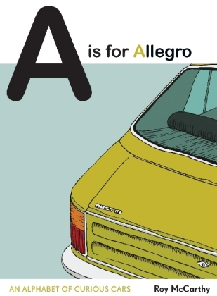 A is for Allegro | Dodax.ch