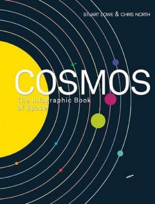 Cosmos: The Infographic Book of Space | Dodax.com
