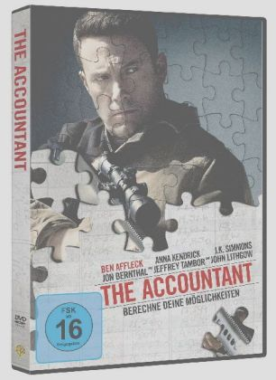The Accountant, 1 DVD | Dodax.ch