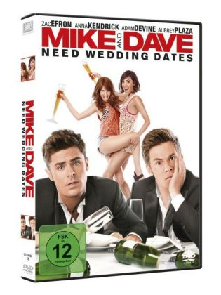Mike and Dave Need Wedding Dates, 1 DVD   Dodax.nl