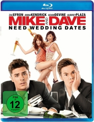 Mike and Dave Need Wedding Dates, 1 Blu-ray   Dodax.ch