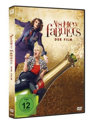 Absolutely Fabulous - Der Film, 1 DVD | Dodax.at