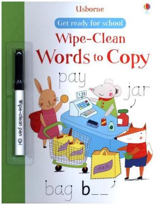 Wipe-clean Words to Copy | Dodax.ch