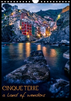 Cinque Terre a Land of Wonders (Wall Calendar 2017 DIN A4 Portrait) | Dodax.at