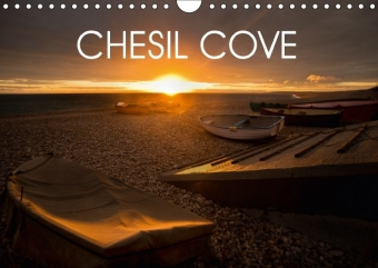 Chesil Cove (Wall Calendar 2017 DIN A4 Landscape) | Dodax.at