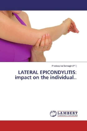 LATERAL EPICONDYLITIS: impact on the individual.. | Dodax.ch