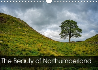 The Beauty of Northumberland (Wall Calendar 2017 DIN A4 Landscape) | Dodax.ch