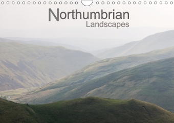 Northumbrian Landscapes (Wall Calendar 2017 DIN A4 Landscape) | Dodax.at