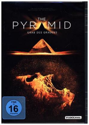 The Pyramid - Grab des Grauens, 1 DVD | Dodax.co.uk