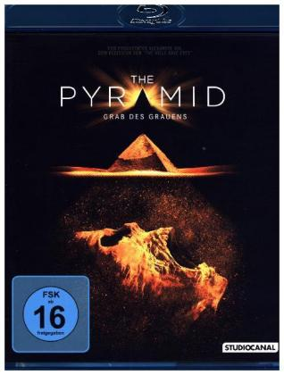 The Pyramid - Grab des Grauens, 1 Blu-ray | Dodax.co.uk