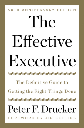 The Effective Executive | Dodax.pl