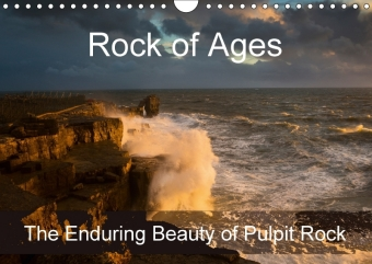 Rock of Ages: The Enduring Beauty of Pulpit Rock (Wall Calendar 2017 DIN A4 Landscape) | Dodax.at