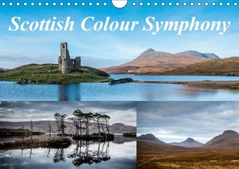 Scottish Colour Symphony (Wall Calendar 2017 DIN A4 Landscape) | Dodax.ch