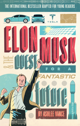 Elon Musk Young Readers' Edition | Dodax.co.uk