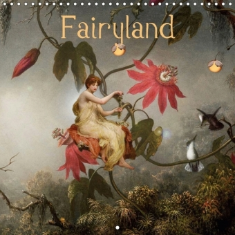 Fairyland (Wall Calendar 2017 300 × 300 mm Square) | Dodax.ch